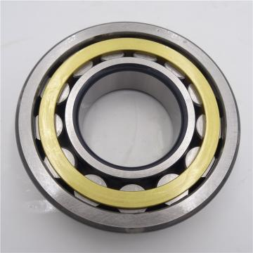 90 mm x 190 mm x 43 mm  NSK NU318 M C3 Cylindrical Roller Bearings