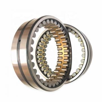90 mm x 190 mm x 43 mm  NSK NJ318 M C3 Cylindrical Roller Bearings
