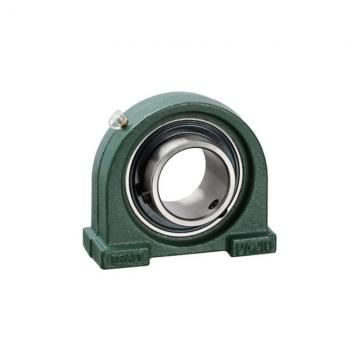 2.4375 in x 6-15/16 to 8-3/4 in x 4-5/32 in  Rexnord ZEPS6207 Pillow Block Roller Bearing Units